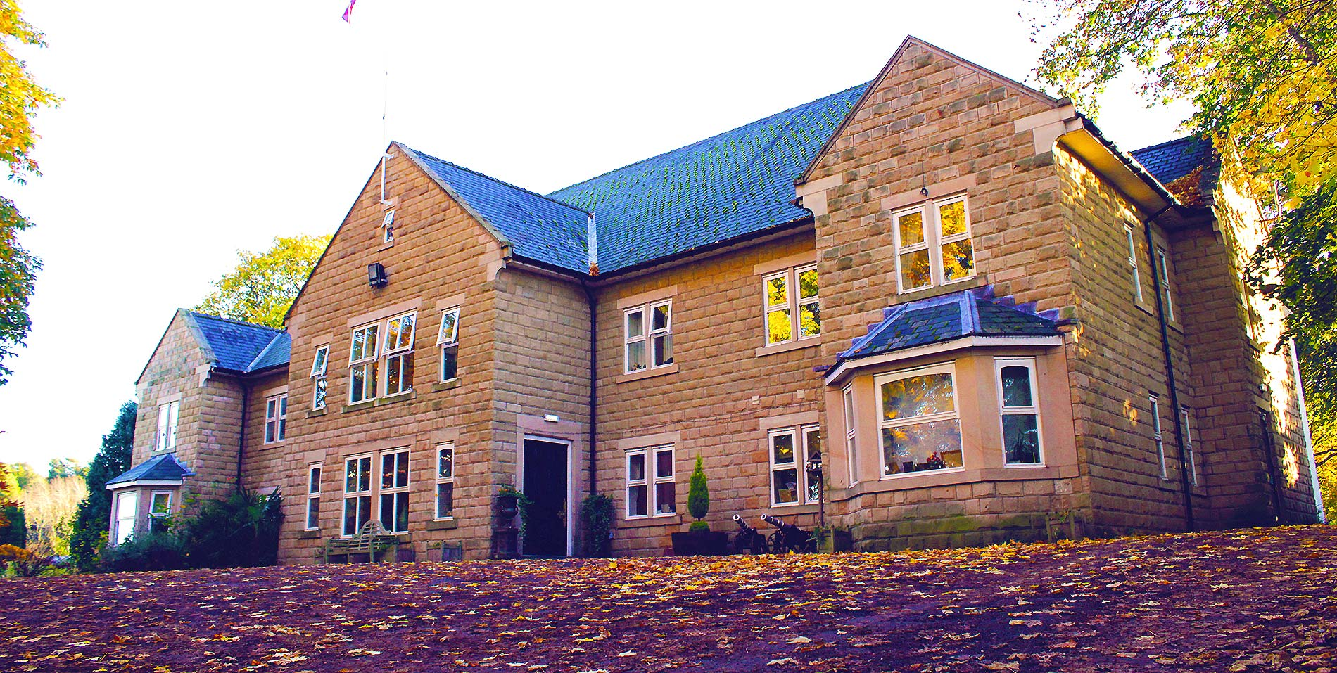Wentworth Grange Nursing Home in Northumberland